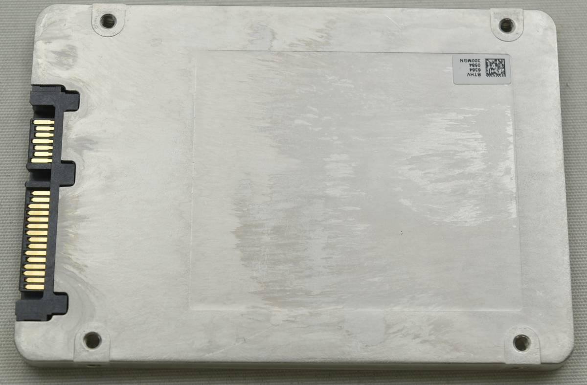 高信頼性チップHET-MLC使用 中古 SSD intel DC S3710 200GB_画像2
