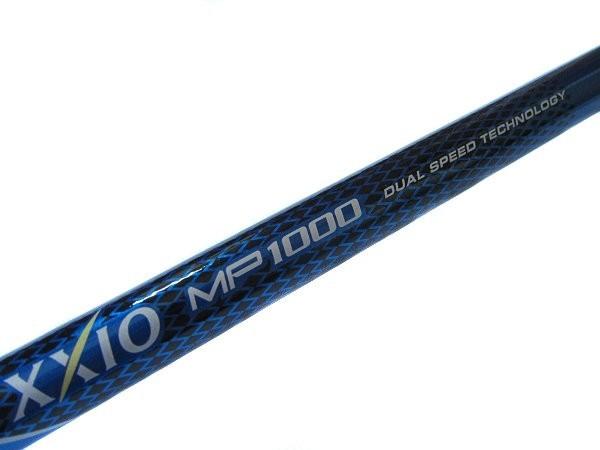 【UT0028】 中古 ダンロップ '18 XXIO 10 H4 20° MP 1000 硬さ R_画像7