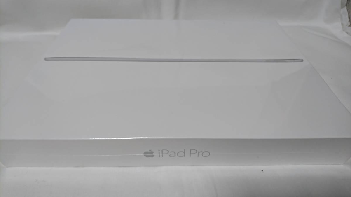 1円スタート!新品・未開封品!Apple iPad Pro ML0Q2J/A Wi-Fi 128GB 12.9インチ シルバー_画像2
