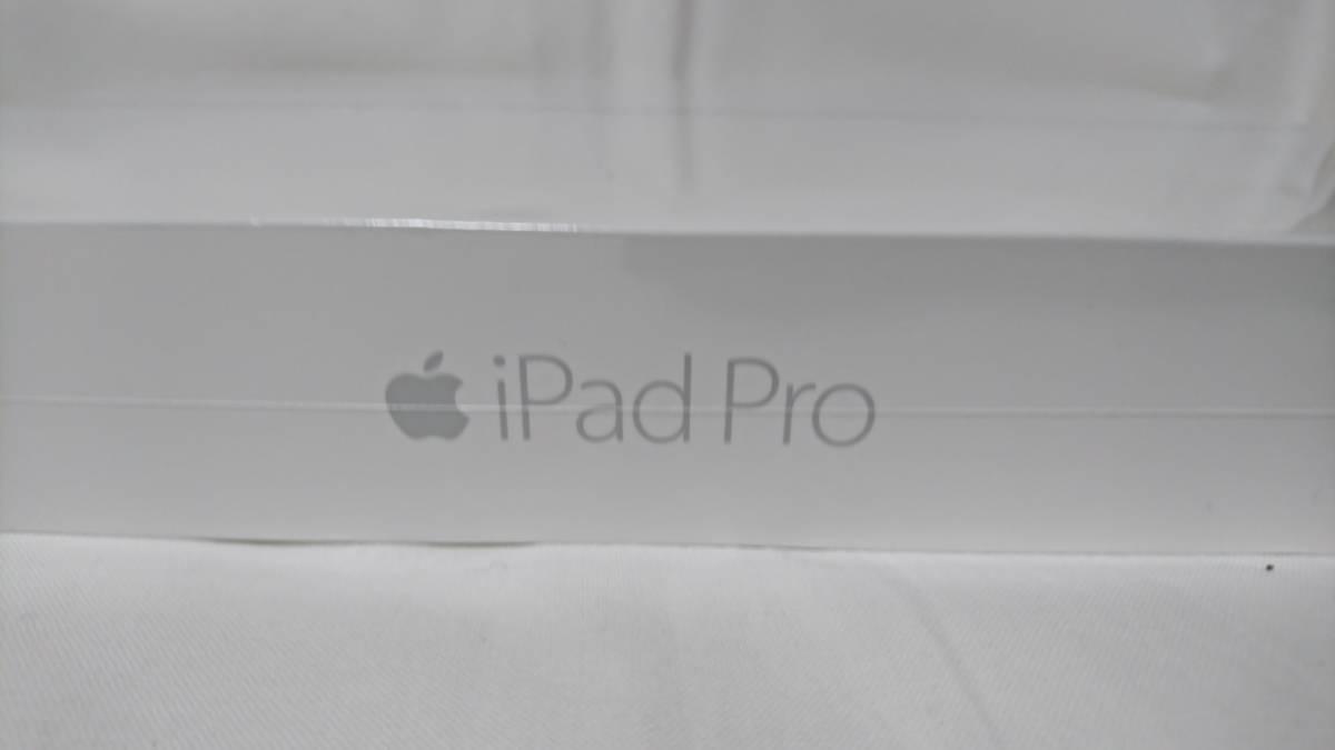 1円スタート!新品・未開封品!Apple iPad Pro ML0Q2J/A Wi-Fi 128GB 12.9インチ シルバー_画像3