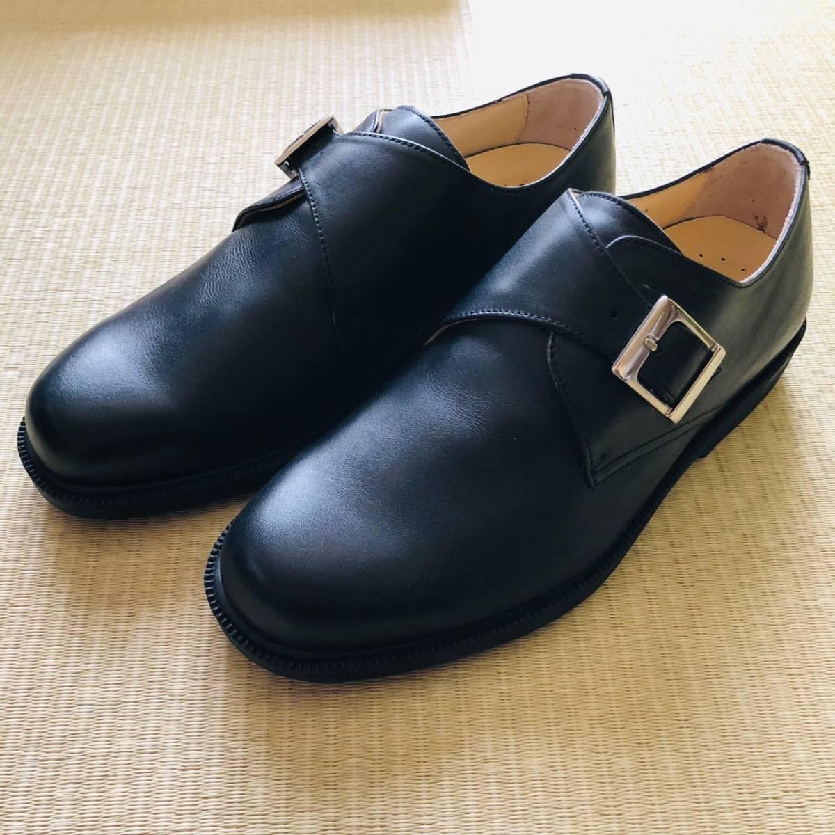 【未使用新品】GT HAWKINS AIR LIGHT 革靴 ビジネスシューズ 黒 6 24.5cm