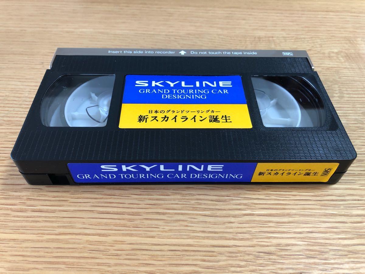 R33 スカイライン プロモーションビデオ VHS_画像3
