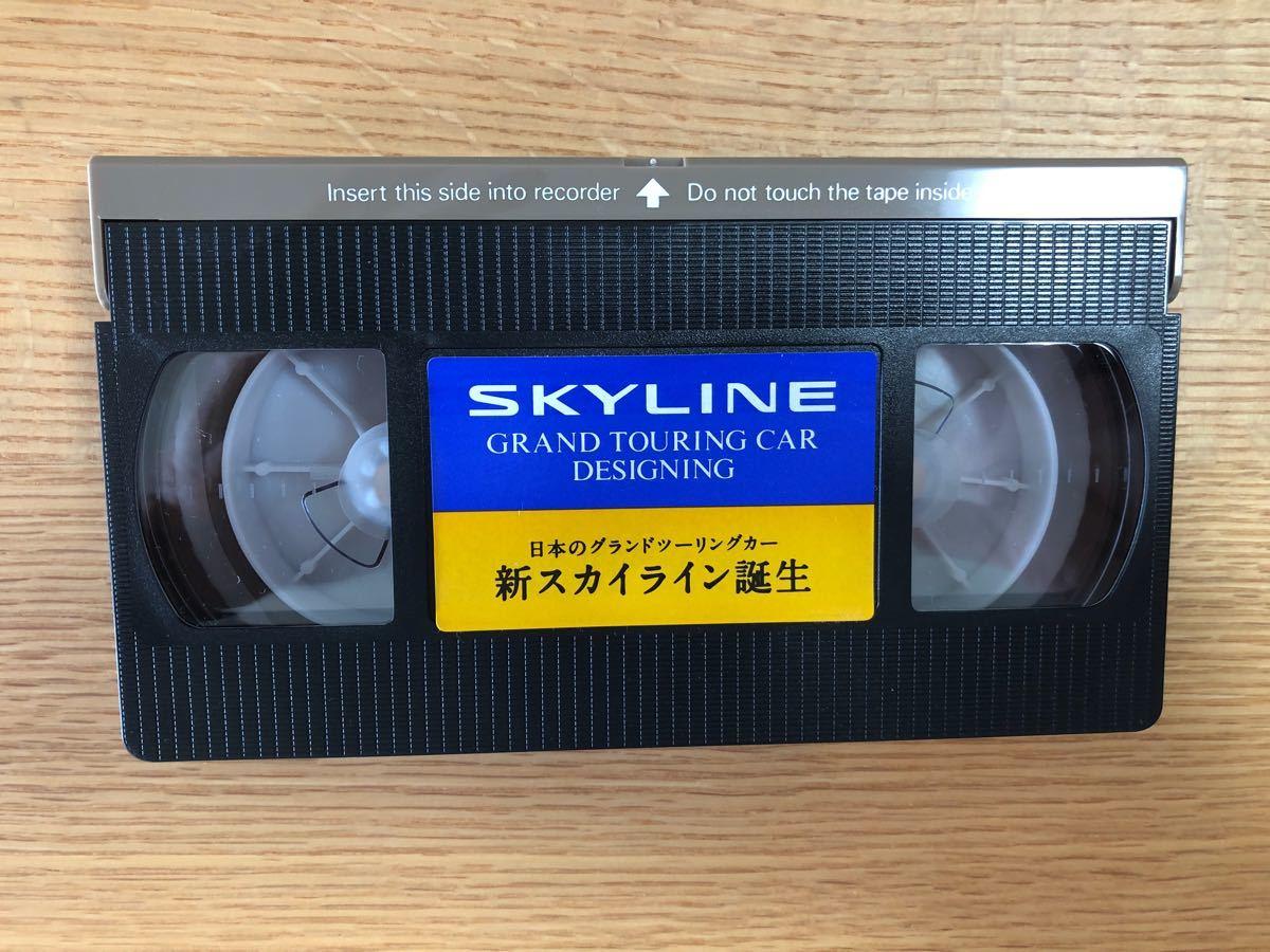 R33 スカイライン プロモーションビデオ VHS_画像4