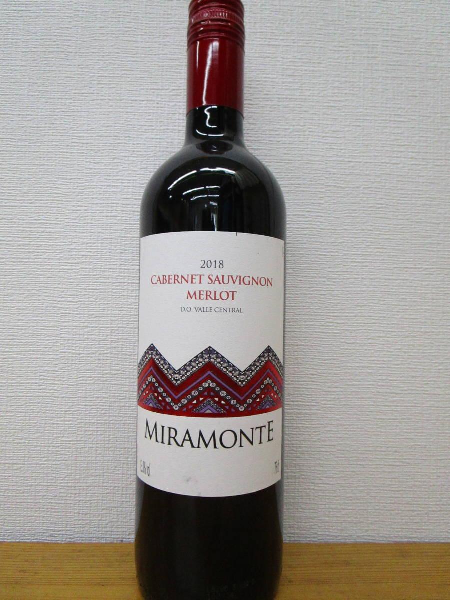 チリ 赤ワイン ナティバ カルメール6本+ミラモンテ6本_画像2