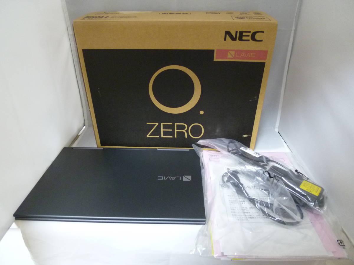 1円~♪〔USED品〕NEC LAVIE ZERO PC-GN254U1GA ブラック COREi5 Windows10Pro 13.3インチ 動作確認済_画像8