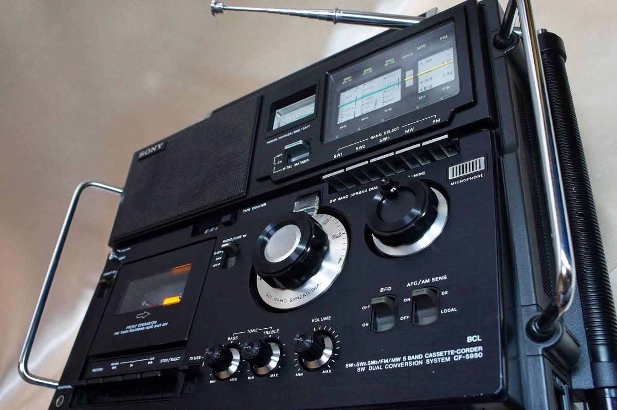 ☆カセットもラジオも動作出来ています☆