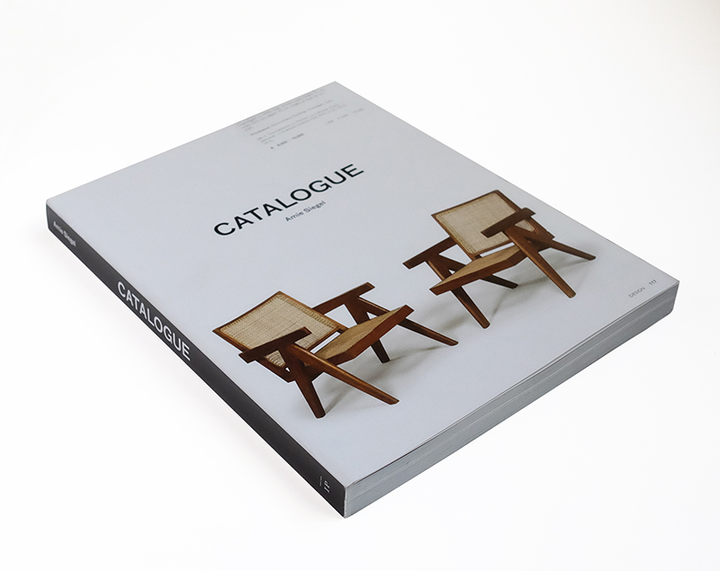 スーパーレア Pierre Jeanneret 'CATALOGUE' 書籍 ペリアン プルーヴェ コルビジェ cassina 柳宗理 イームズ ジャンヌレ_画像5