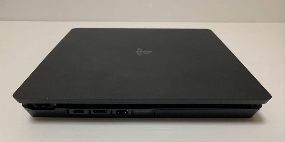 1円スタート PS4 本体 CUH-2000 ブラック ディスク読み込み確認済み 動作良好品 ソニー プレステ_画像4