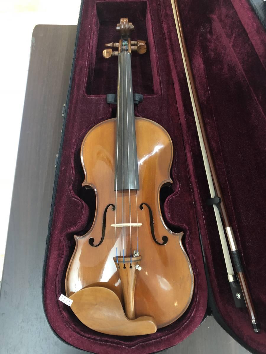 バイオリン Napori 4/4  完全整備済み 新品弓&ケースが付属!オークション限定特別価格にて!_画像1