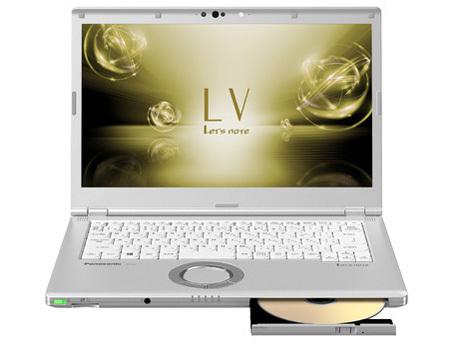 ★★限界価格 メーカー保証付き 展示品 14.0型 パナソニック Let's note LV7 CF-LV7HDFQR Win10/i5/SSD128/Office2016搭載★★_画像1