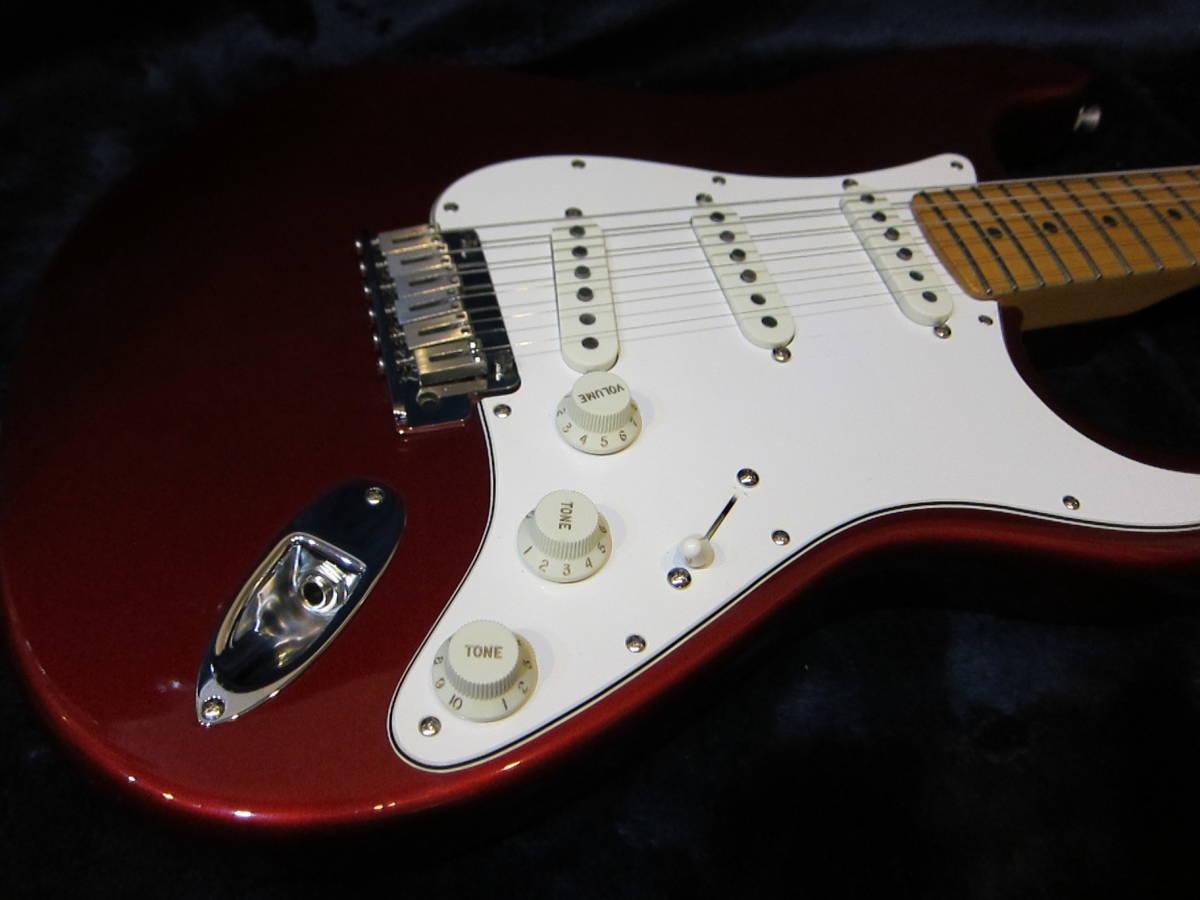 即決☆Fender USA 50th Anniversary Stratocaster☆即戦力の人気モデル♪_画像2