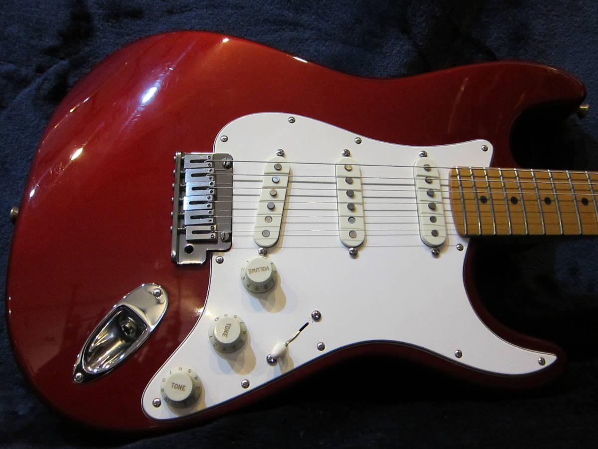 即決☆Fender USA 50th Anniversary Stratocaster☆即戦力の人気モデル♪_画像4