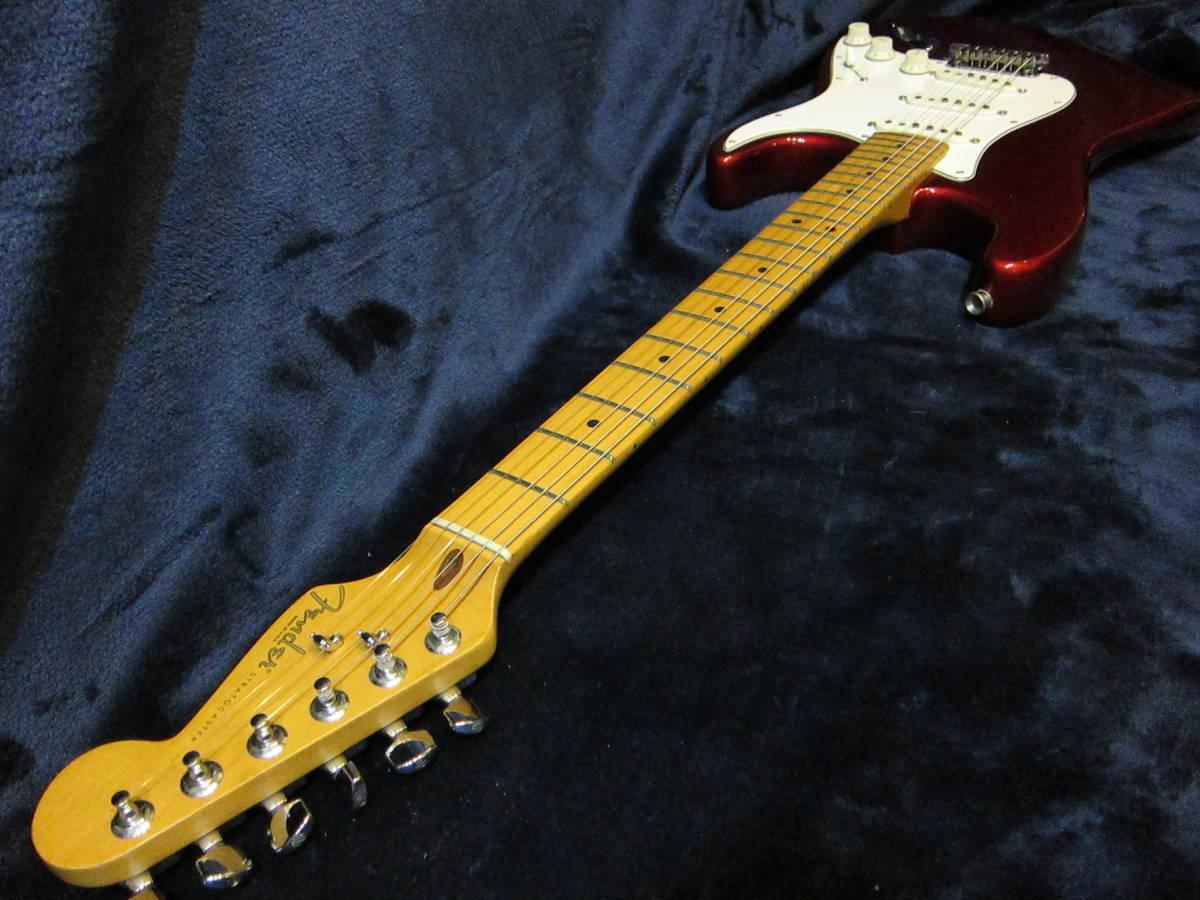 即決☆Fender USA 50th Anniversary Stratocaster☆即戦力の人気モデル♪_画像6