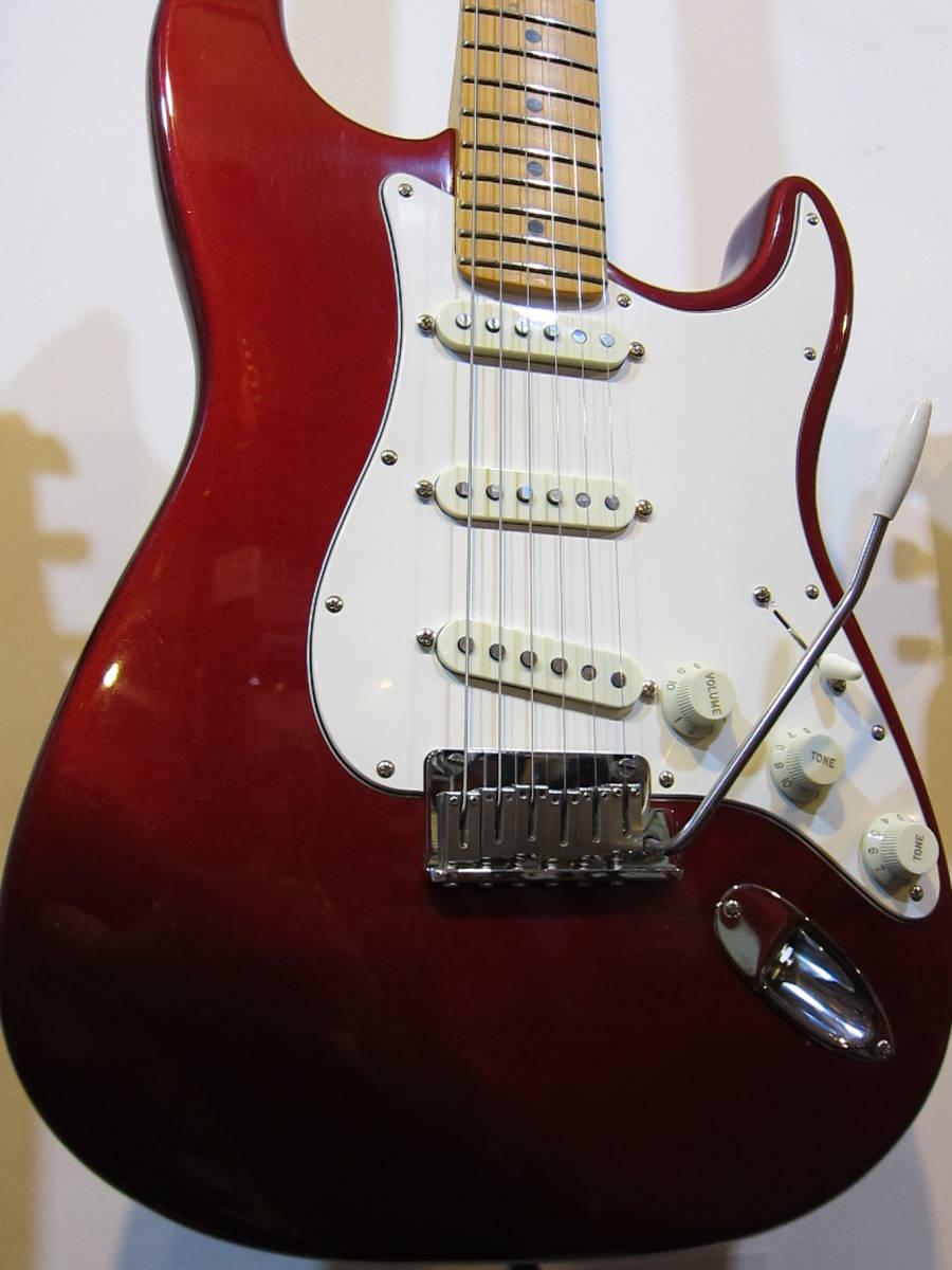 即決☆Fender USA 50th Anniversary Stratocaster☆即戦力の人気モデル♪