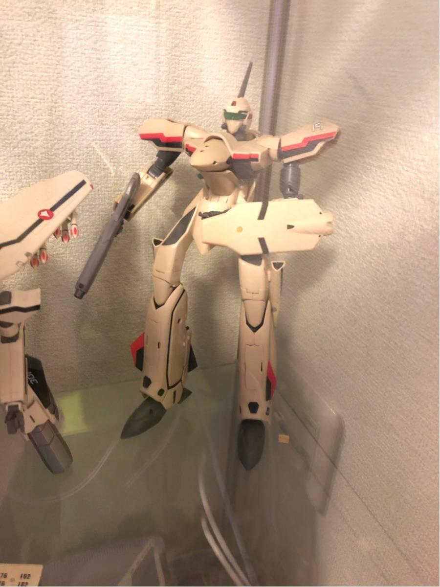 【送料無料】マクロスプラス 完全変形 YF-19 1/60scale YAMATO(中古)_画像4