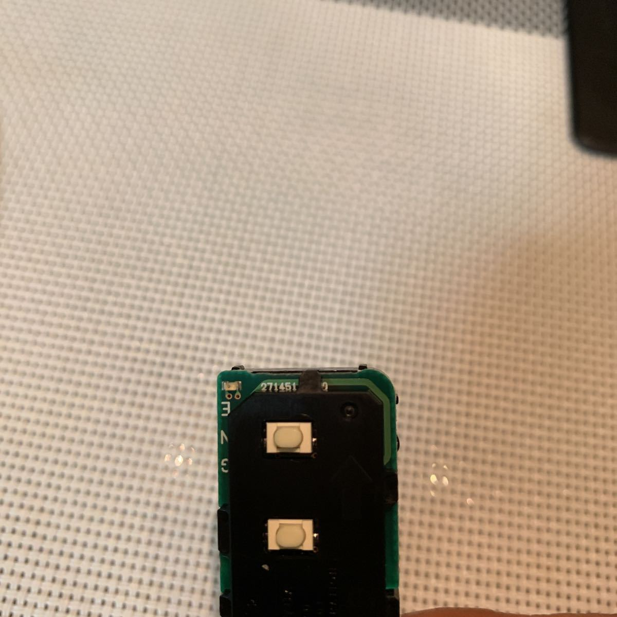 RX450h ハイブリッド GYL-10W 24年後期 スマートキー カードキー セット 箱付き 送料込_画像4