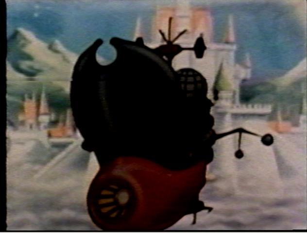 中古★韓国アニメ★イ・ジャンホ企画★韓国アニメの巨匠、イム・ジョンギュ監督★星の国三銃士★韓国版VHS_画像4