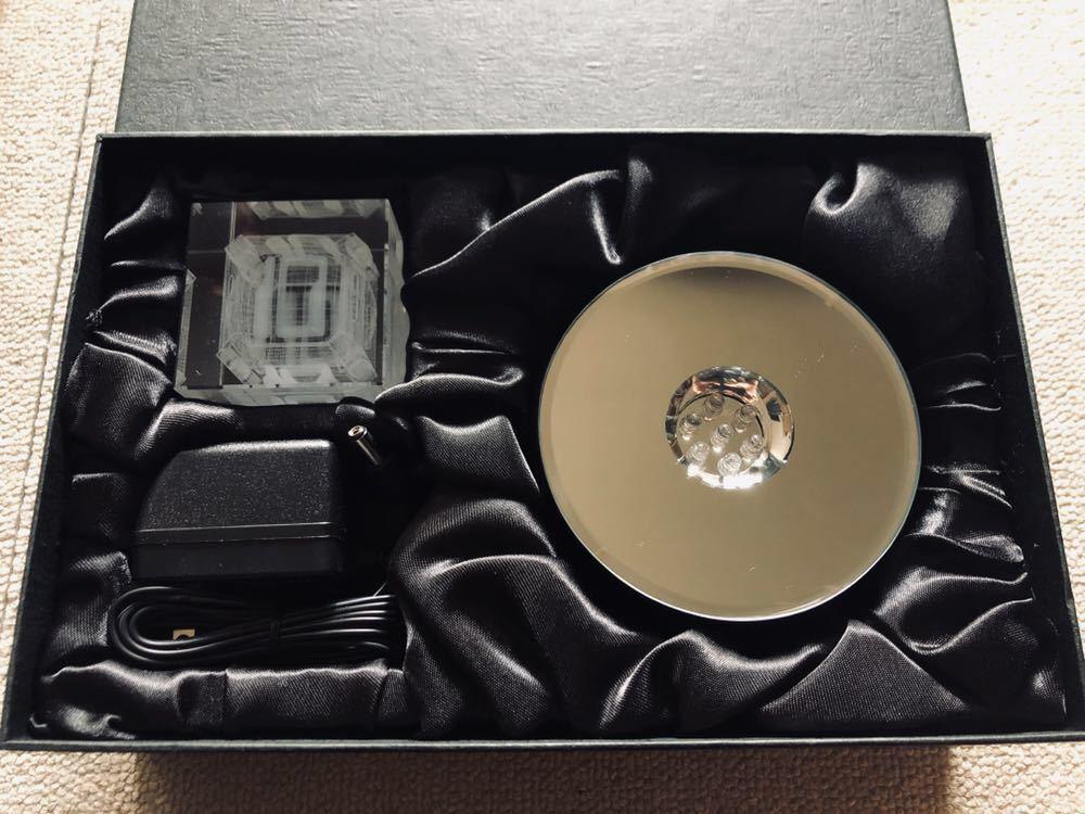 CAVE EVAC INDUSTRY Co.,Ltd 3D クリスタル 倍率『10』プレミアム版 ケツイ~絆地獄たち~ 未使用 ケイブ 3万円コース福袋品_画像3