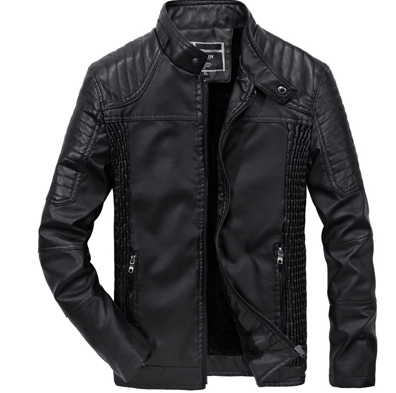 人気 高級ジャケット 牛革 本革 ジャケット ライダース オートバイジャケット 男性紳士用