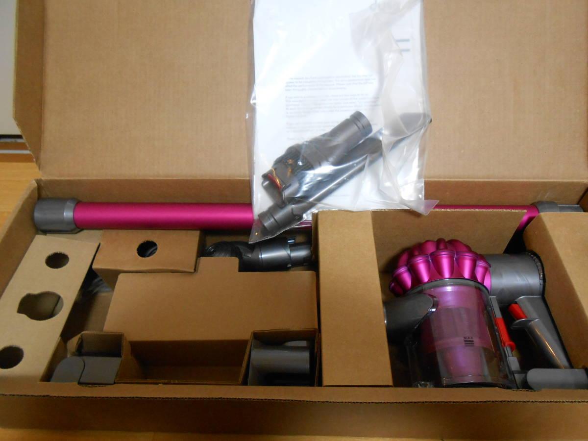 ★売切り★ ダイソンDyson V6 Motorhead animalpro Pink/アニマルプロ animal ピンクコードレスクリーナー _画像2