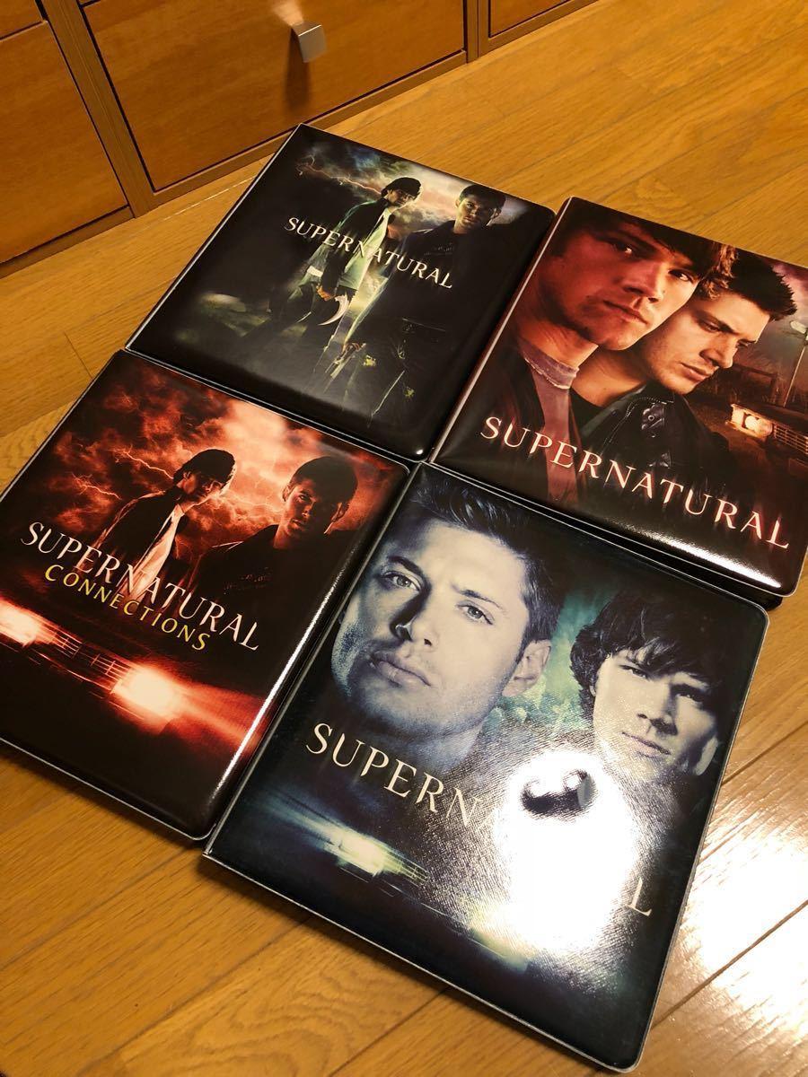 スーパーナチュラル SUPERNATURAL トレーディングカード アルバム ノーマルカードセット 他限定物などディーン サム ウィンチェスター