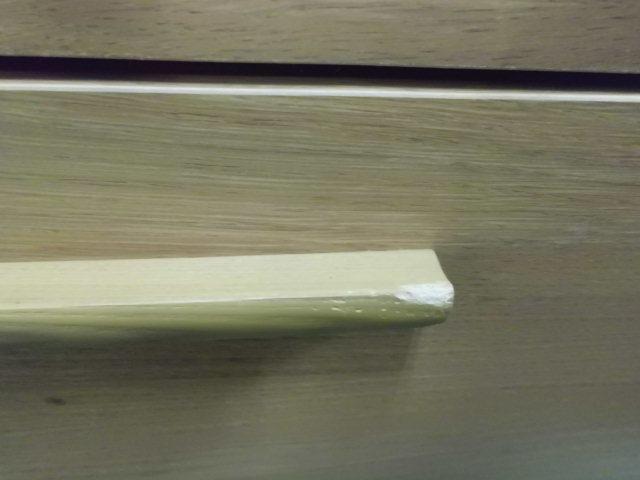 東馬 食器棚/キッチンボード 幅104.5(cm)_画像8