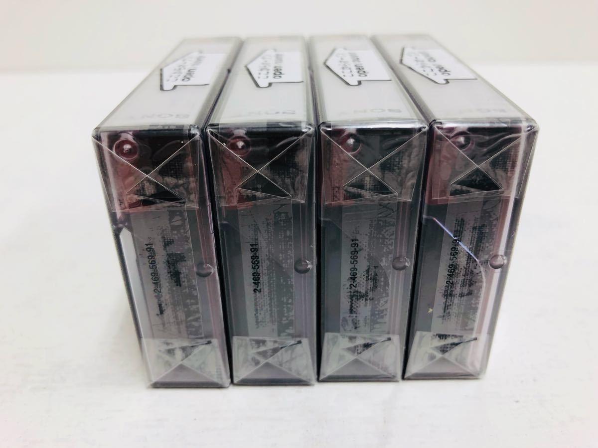 ☆新品 未開封☆SONY DVM60 MiniDV 60 デジタルビデオカセット ソニー 4本 セット まとめ_画像6