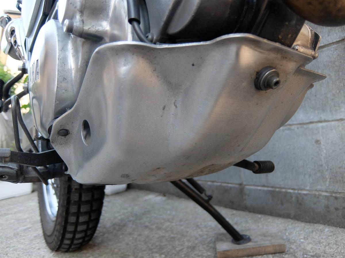 ヤマハ ブロンコ 225cc 17100km ほぼノーマル_画像6