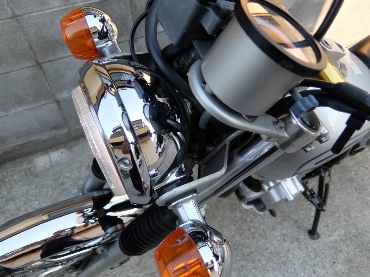 ヤマハ ブロンコ 225cc 17100km ほぼノーマル_画像4