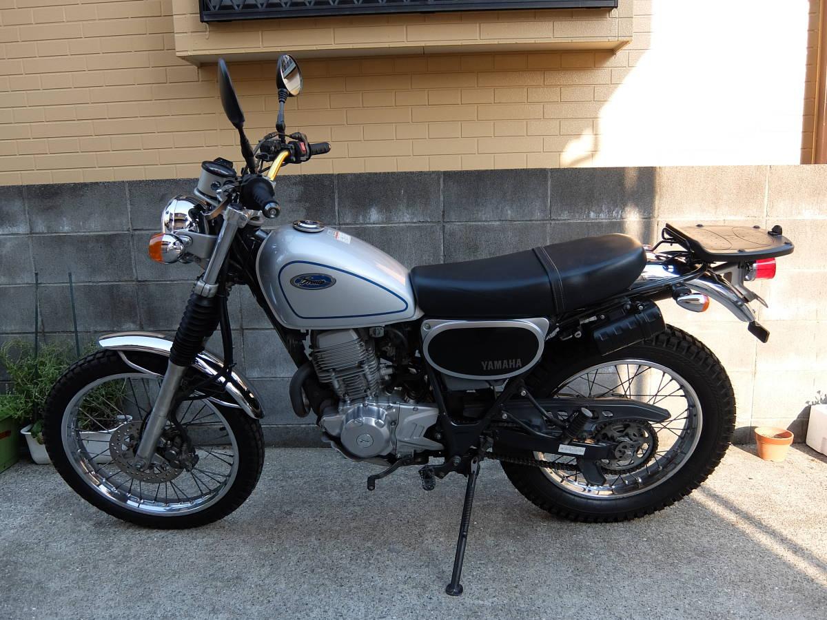 ヤマハ ブロンコ 225cc 17100km ほぼノーマル