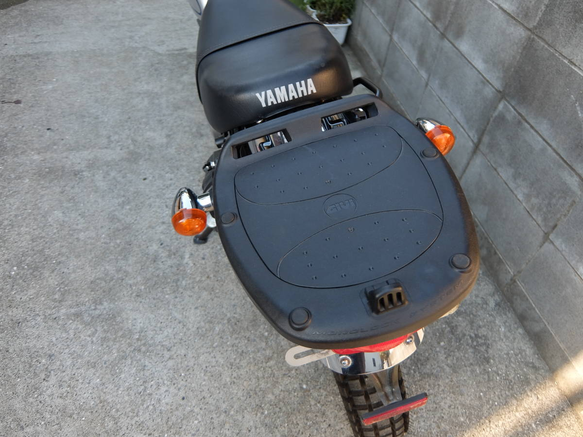 ヤマハ ブロンコ 225cc 17100km ほぼノーマル_画像2