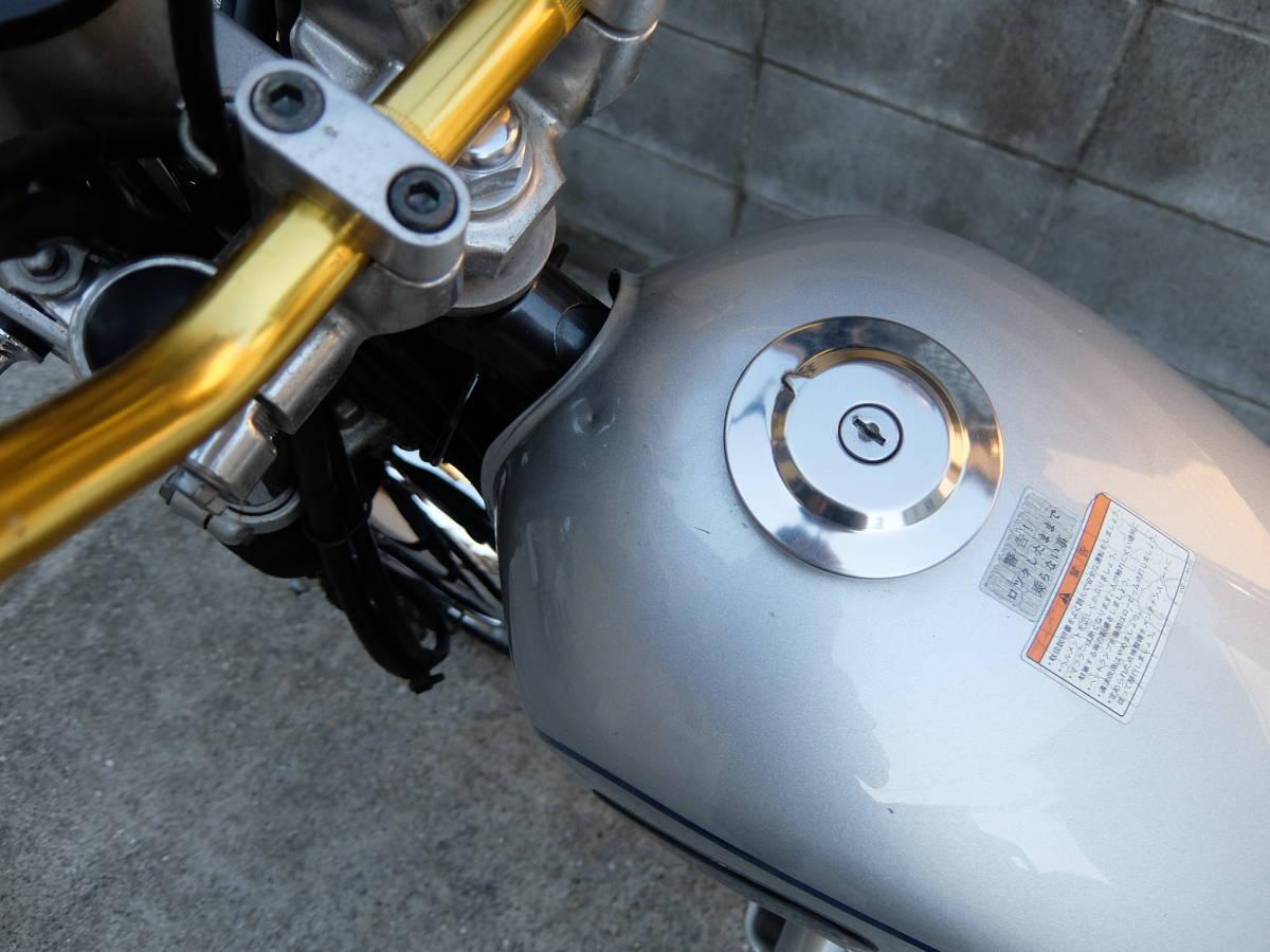 ヤマハ ブロンコ 225cc 17100km ほぼノーマル_画像3