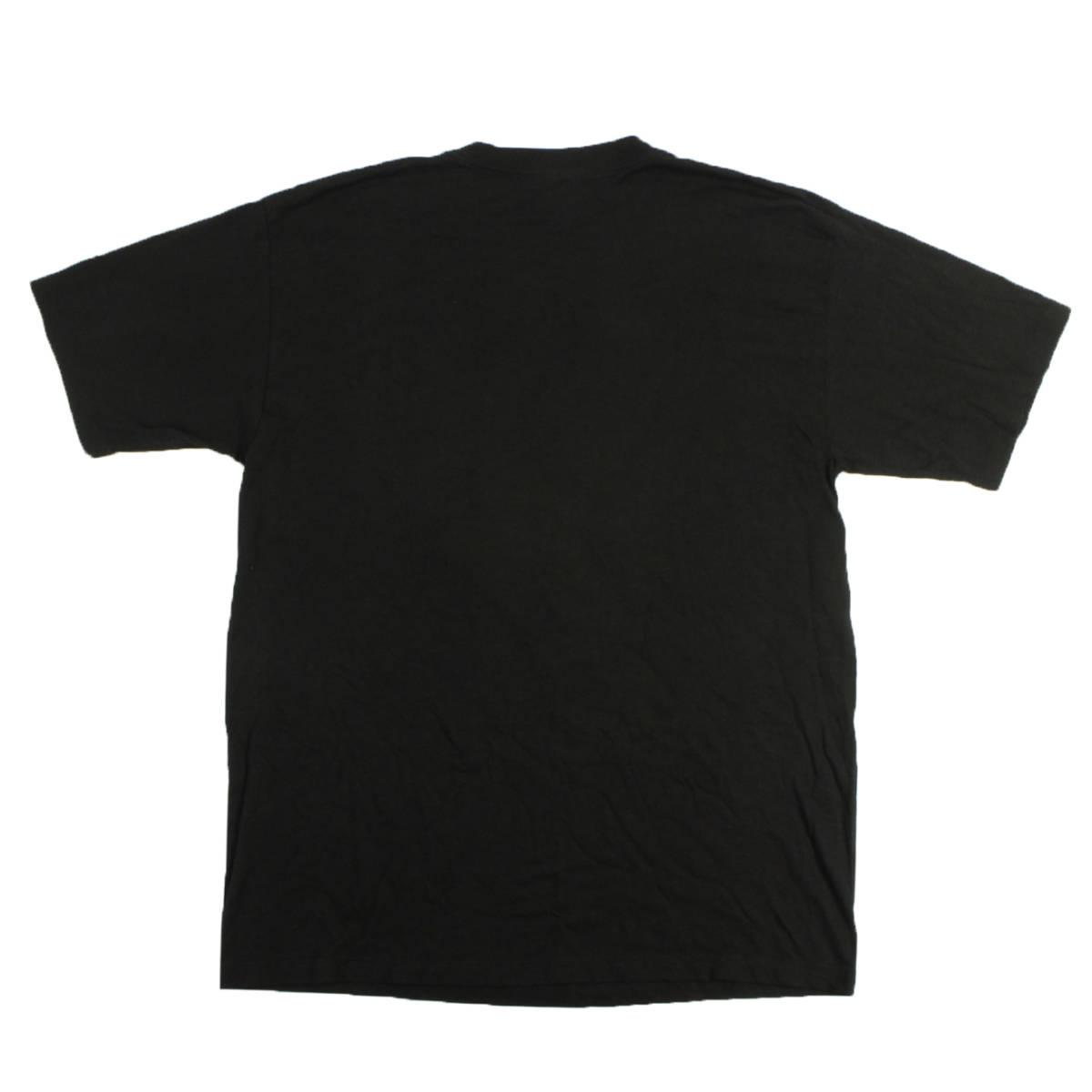 ■美品 90s USA製 STARTER NHL アナハイム マイティ ダックス Tシャツ Anaheim Mighty Ducks 黒 L ビンテージ_画像2