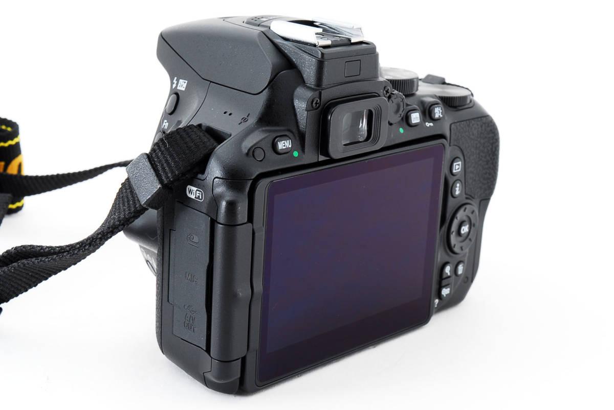 ●超美品●ニコン Nikon D5500 ボディ 純正カメラバッグ付き - 4034_画像5