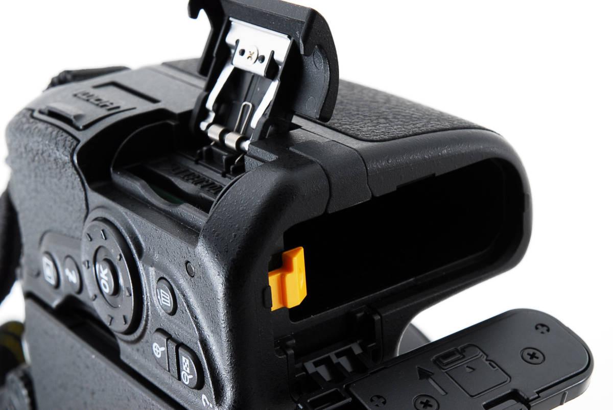 ●超美品●ニコン Nikon D5500 ボディ 純正カメラバッグ付き - 4034_画像10