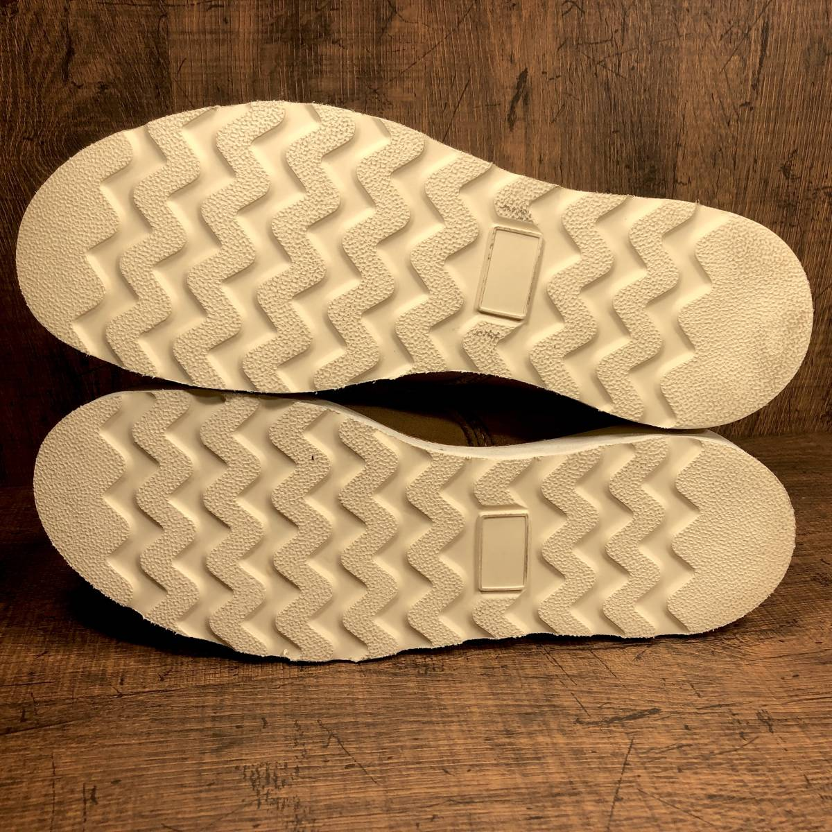 ■RED WING 8181■ 26cm US8D 茶 ブラウン レッドウィング ショートカットブーツ メンズ 革靴 靴 くつ ブーツ 即決_画像3