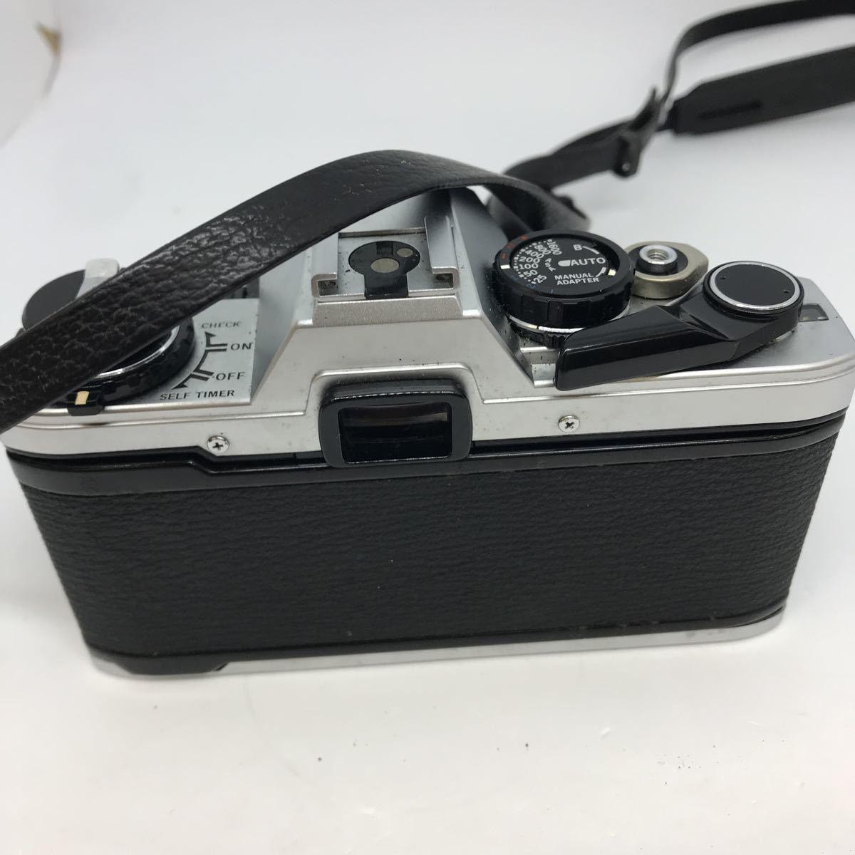 OLYMPUS オリンパス OM10 G.ZUIKO 1:1.4 50mm 一眼レフカメラ_画像4