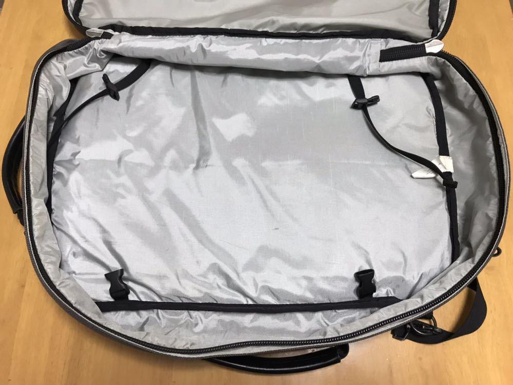 パタゴニア patagonia MLC 48104 バッグ Bag 茶色 ブラウン 45リットル リュック バックパック 通勤 通学 スーツ_画像6