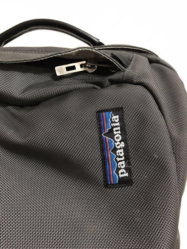 パタゴニア patagonia MLC 48104 バッグ Bag 茶色 ブラウン 45リットル リュック バックパック 通勤 通学 スーツ_画像3