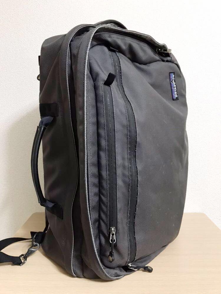 パタゴニア patagonia MLC 48104 バッグ Bag 茶色 ブラウン 45リットル リュック バックパック 通勤 通学 スーツ