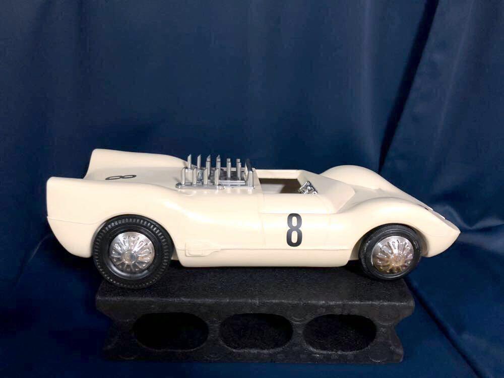 超希少 IRWIN? CAR CHAPARRAL 1/6 GI.JOE Barbie 1960s 1970s ヴィンテージ アーウィン シャパラル GI.ジョー バービー 自動車 車 人形_画像3