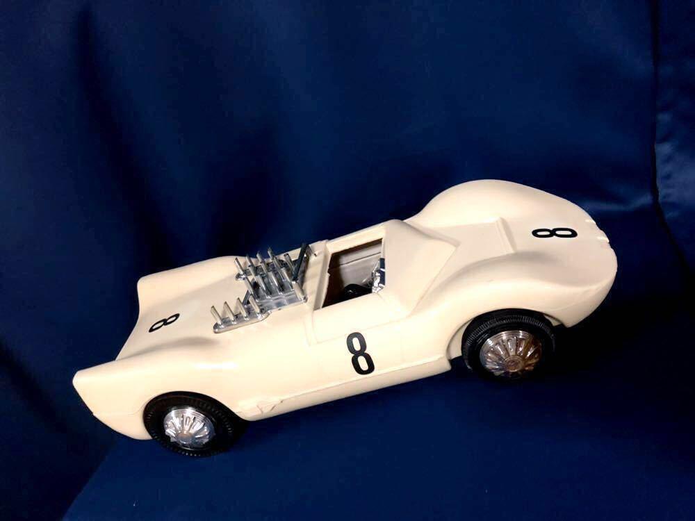 超希少 IRWIN? CAR CHAPARRAL 1/6 GI.JOE Barbie 1960s 1970s ヴィンテージ アーウィン シャパラル GI.ジョー バービー 自動車 車 人形_画像9