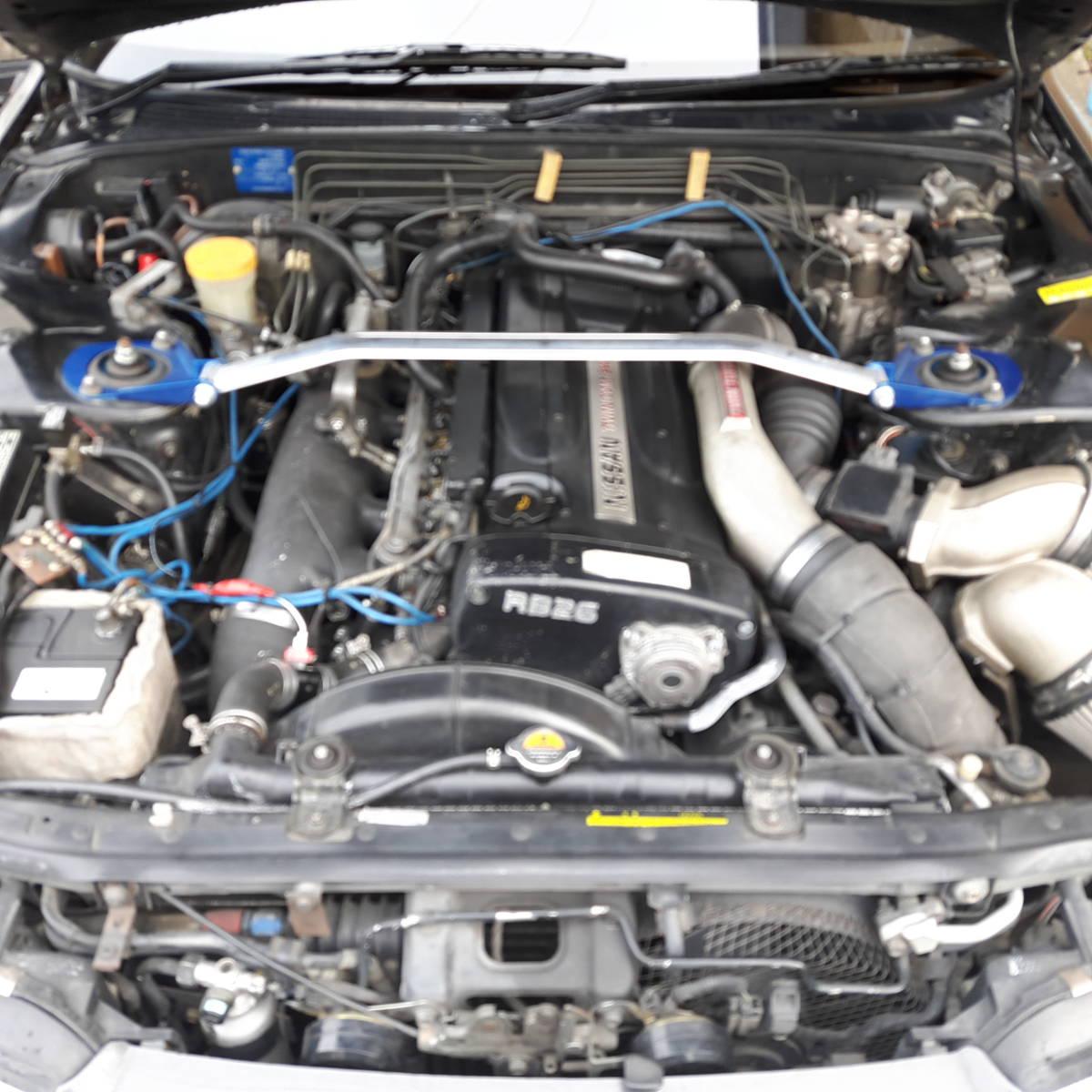 スカイラインR32 GT-R 車検令和3年3月 エンジン好調_画像10