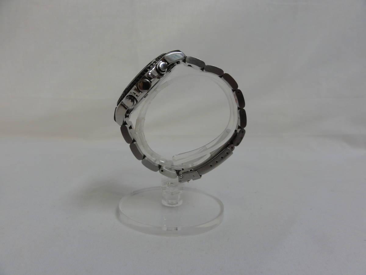 稼働品★スイスミリタリー(SWISS MILITARY) 2154M 腕時計 メンズ 腕回り約17cm_画像5