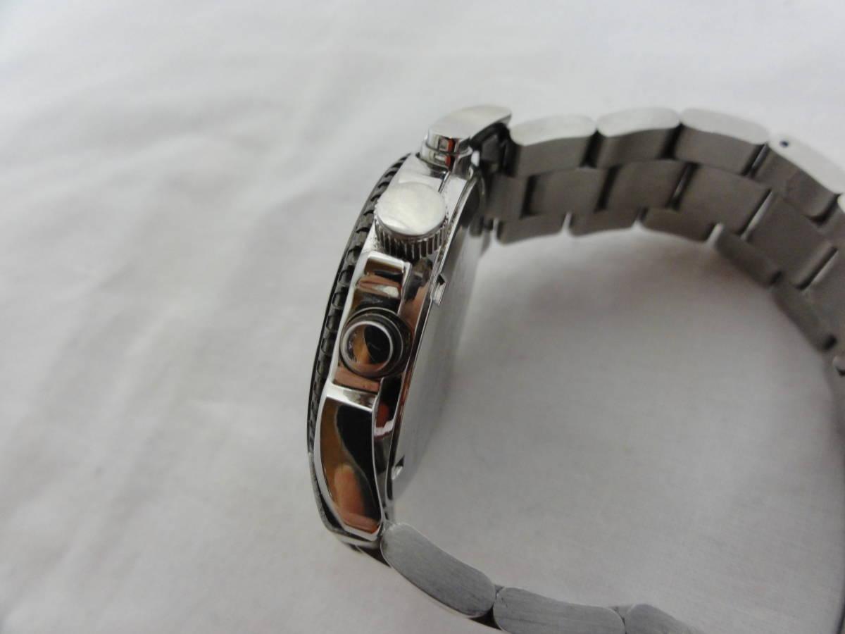 稼働品★スイスミリタリー(SWISS MILITARY) 2154M 腕時計 メンズ 腕回り約17cm_画像6