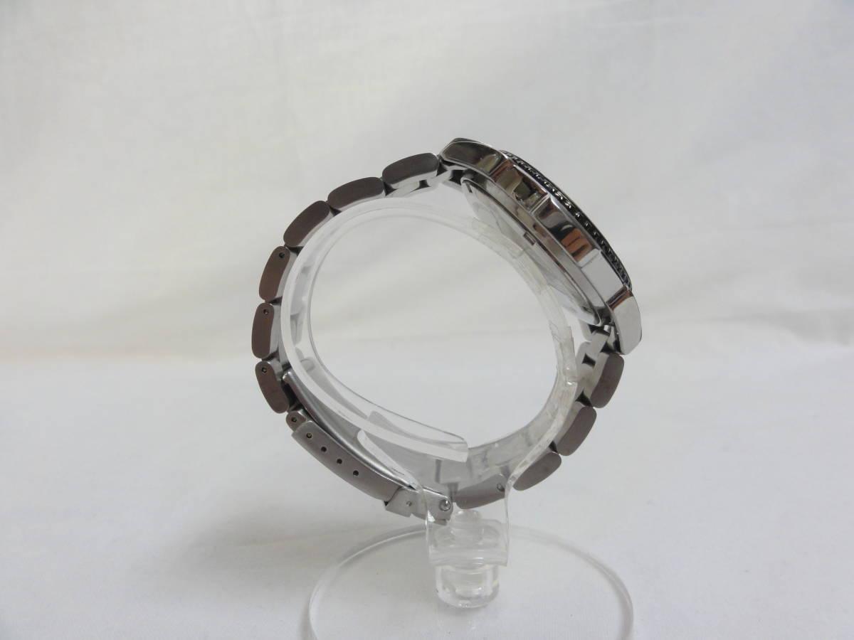 稼働品★スイスミリタリー(SWISS MILITARY) 2154M 腕時計 メンズ 腕回り約17cm_画像4