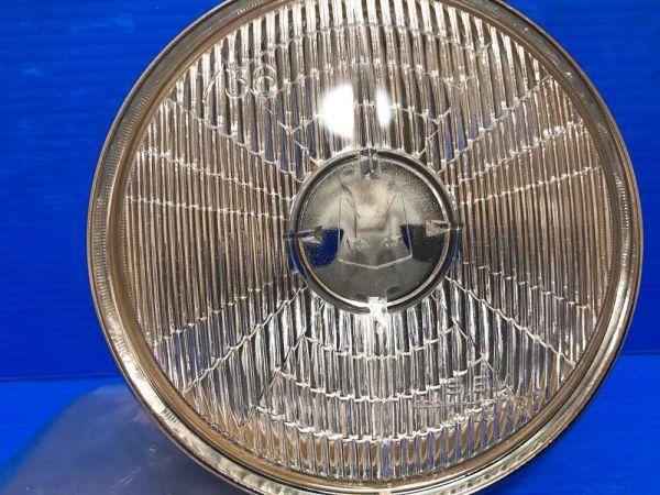 マーシャル当時物 旧車 ライト G6-178 内猫キティ 白レンズ 超希少 KH250 KH400 Z Z400FX GP Z2 RS GS SS GT KH XJ RZ CB750 CB400 CBX CBR_画像3