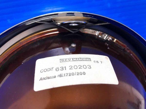マーシャル当時物 旧車 ライト G6-231 内猫 削り キティ Z Z400FX GP Z2 RS GS SS GT KH XJ RZ CB750 CB400 CBX CBR VT VF バブ GSX ゼファ_画像10