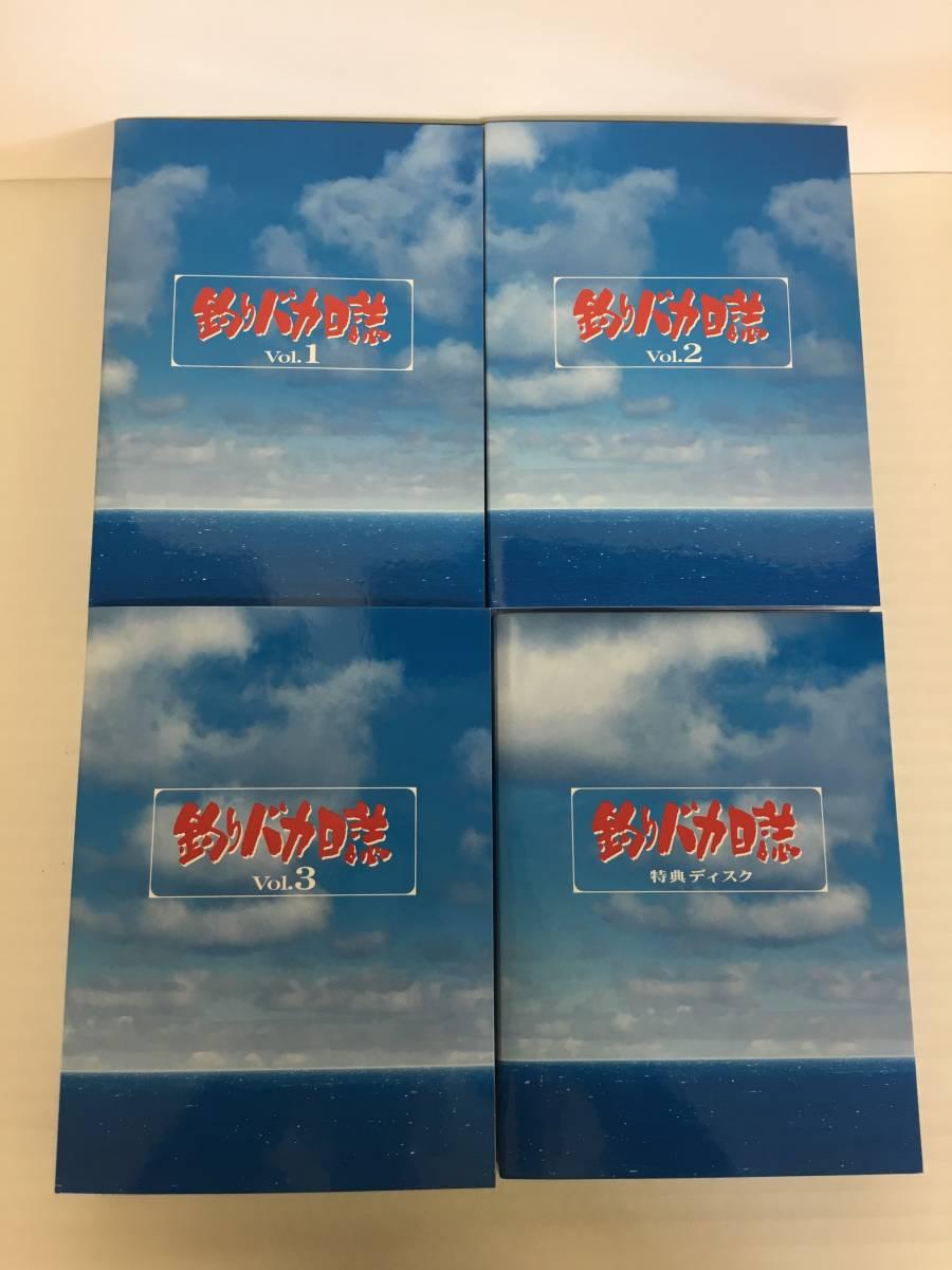 010k112★DVD★釣りバカ日誌 大漁箱 DVD-BOX シリーズ全22作品 ☆中古品☆_画像3