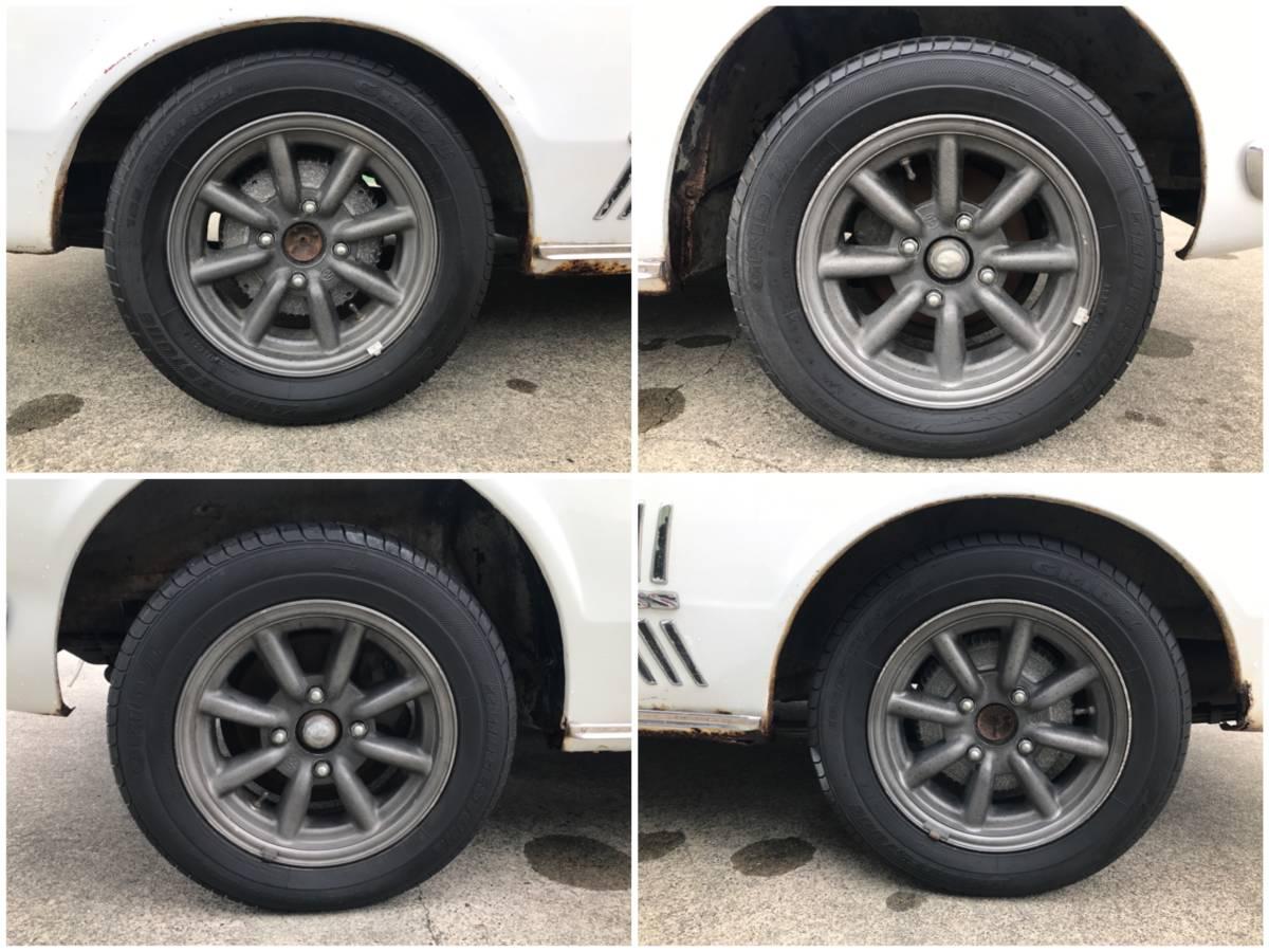 S46 トヨタ コロナ マークⅡ GSS 2ドアクーペ 実動車 書類あり 旧車 現状 レストアベース_画像10